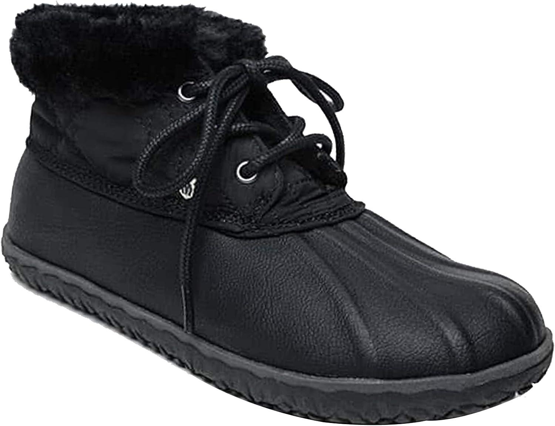 Minnetonka Women's Tega Indoor and Outdoor Bootie Slippers