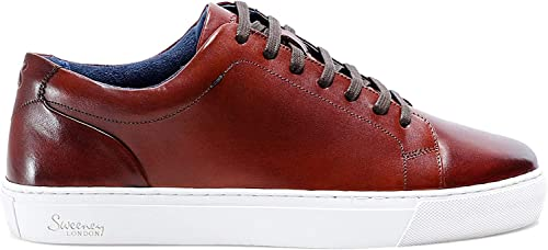 Oliver Sweeney Hayle Trainers Tan
