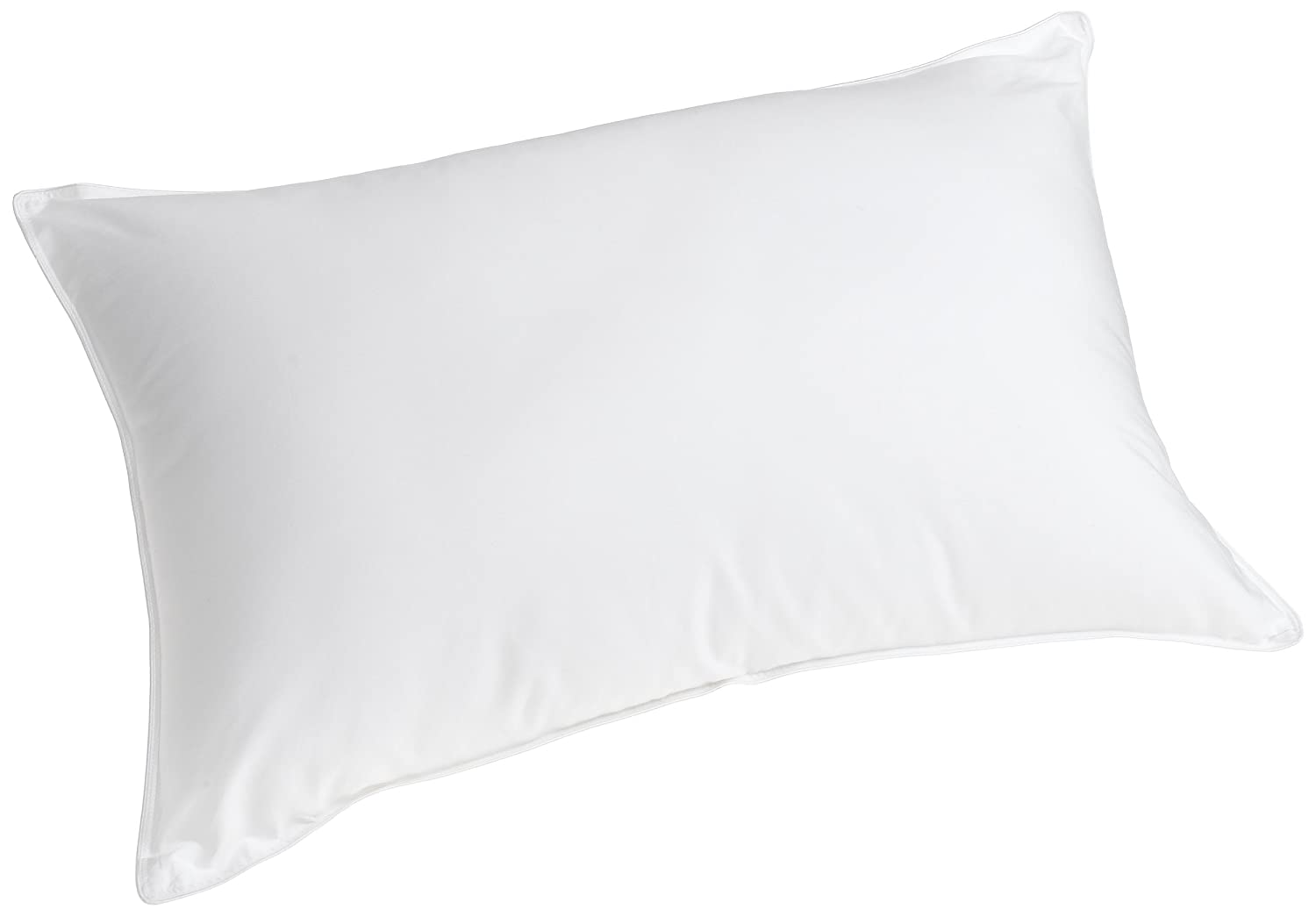 White bed pillows - Amazon Com Slumberfresh Polyester Bed Pillow Standard Home Kitchen