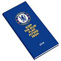 Chelsea Official 2019 Diary - Pocket Diary Format