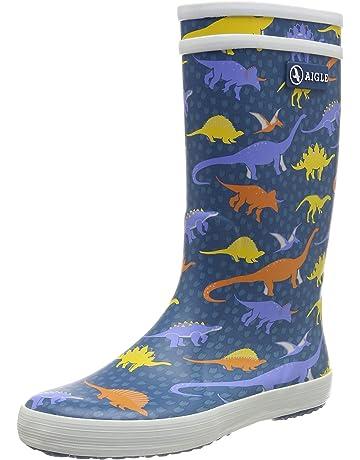 d2bd21aa1392d Aigle Unisex Kids' Lolly Pop' Wellington Boots