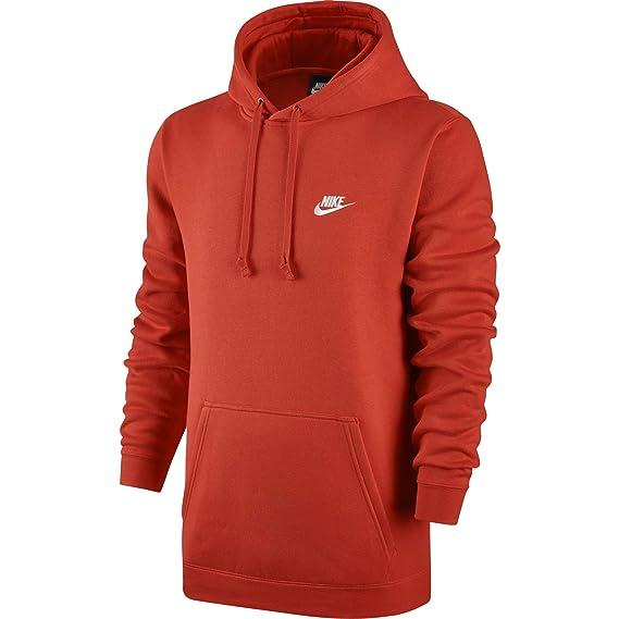Felpe con cappuccio Nike M NSW CLUB HOODIE PO BB AOP 1