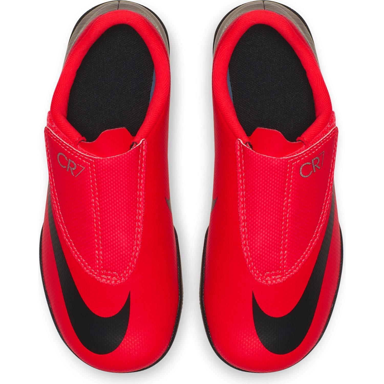 Nike Zapatilla Mercurial Jr Vapor 12 Club PS CR7 IC AJ3107-600 6b3cf8e8d0655