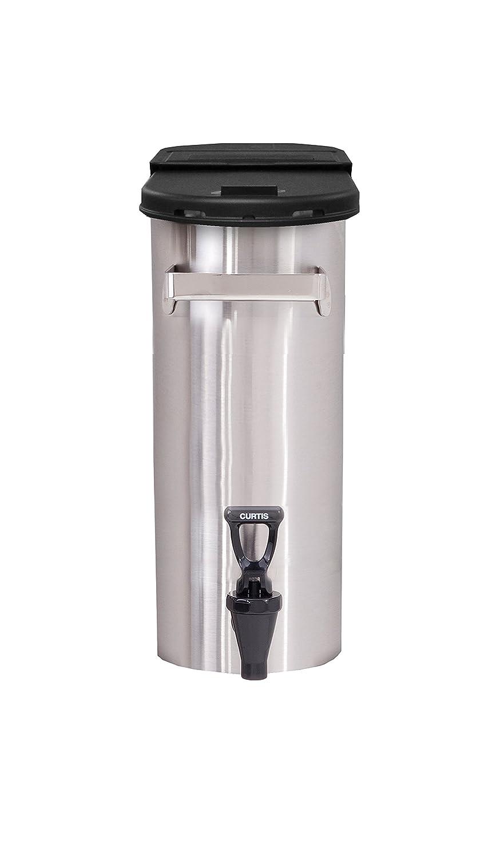 Wilbur Curtis 3.5 Gallon Narrow Tea Dispenser Short - Commercial Iced Tea Dispenser - TNC14