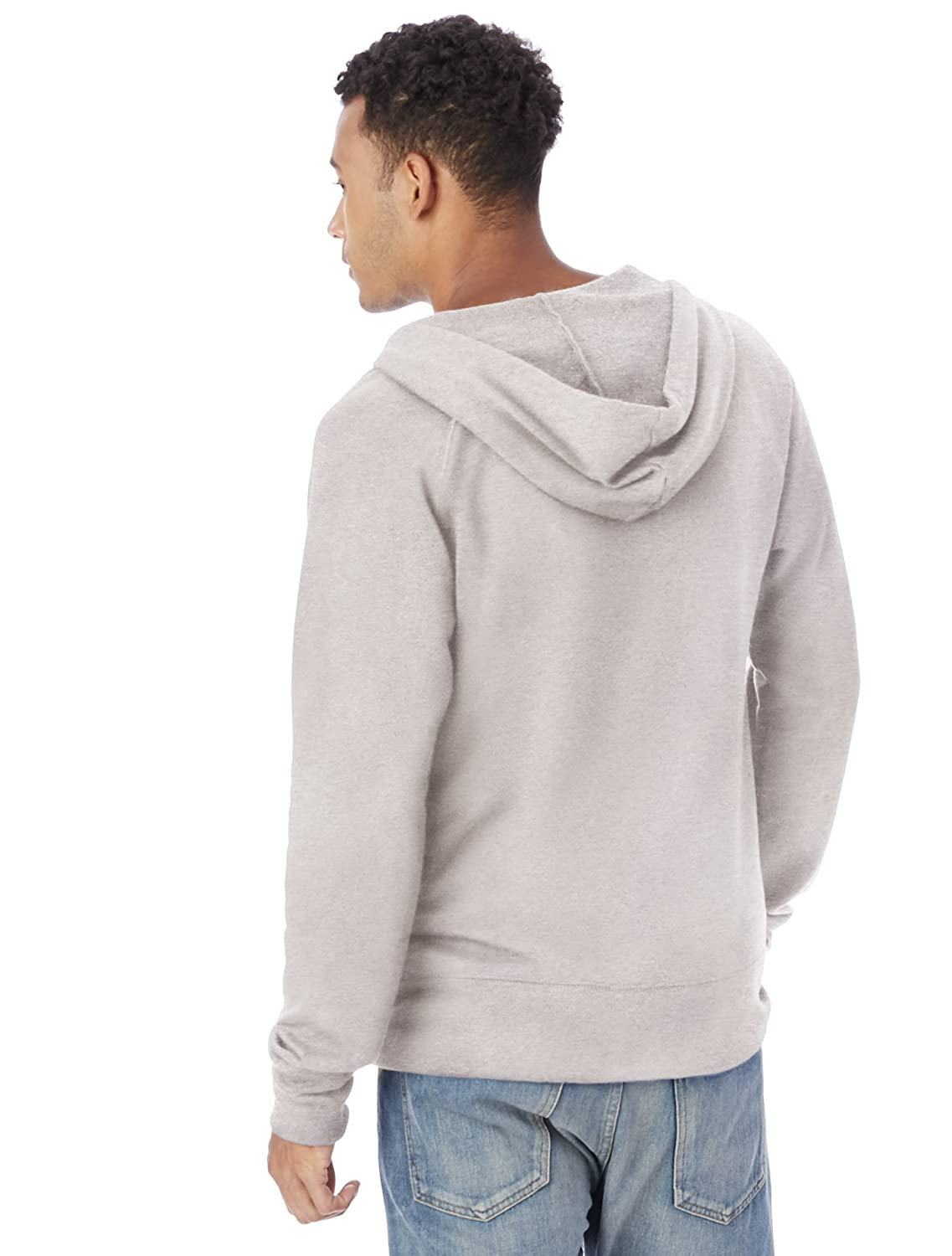 Alternative Mens Vintage Sport French Terry Franchise Hoodie