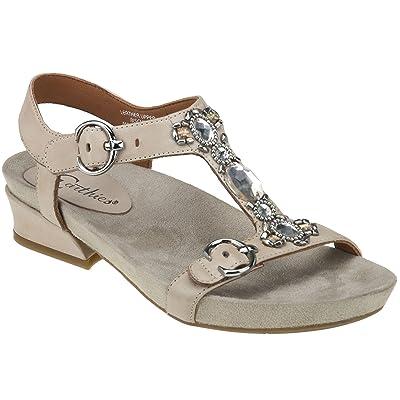 Earthies Women's Santini T-Strap Sandal | Sandals