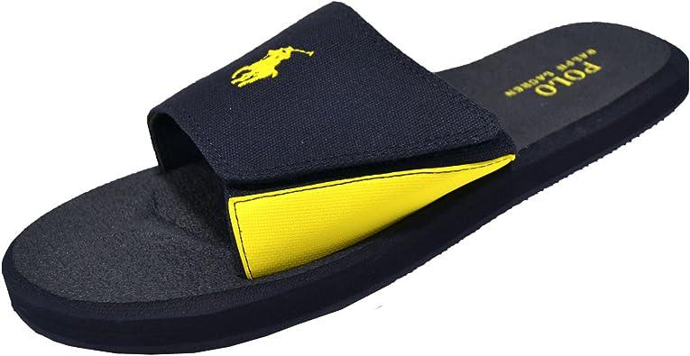 Polo Ralph Lauren Mens Slide Sandal