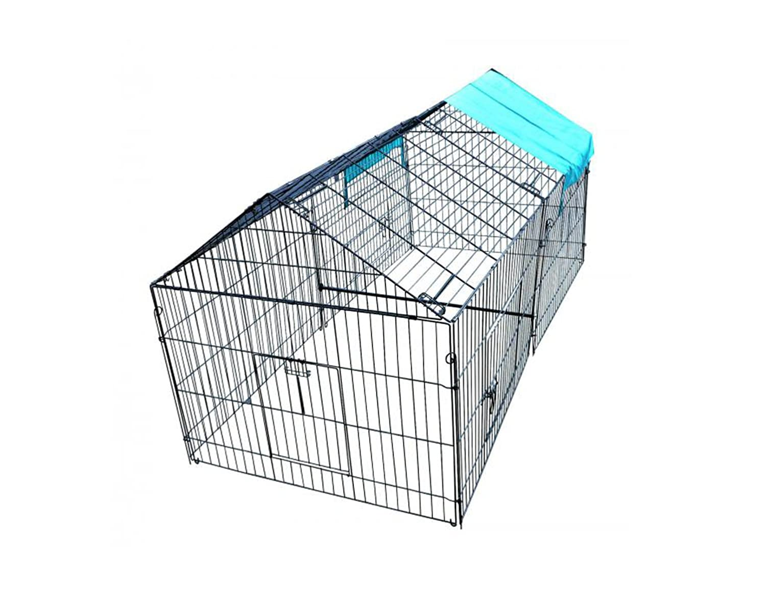 Amazon.com : BestPet Chicken Cook Chicken Cage Pens Crate Rabbit ...