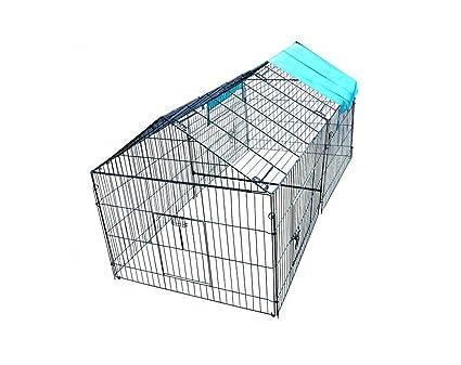 Amazon.com : BestPet Chicken Cook Chicken Cage Pens Crate Rabbit ...