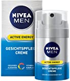 Nivea Men Active Energy Gesichtspflege Creme, 1er Pack (1 x 50 ml)