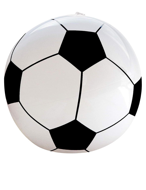 WIDMANN - Balón de fútbol Hinchable 40 cm: Amazon.es: Juguetes y ...