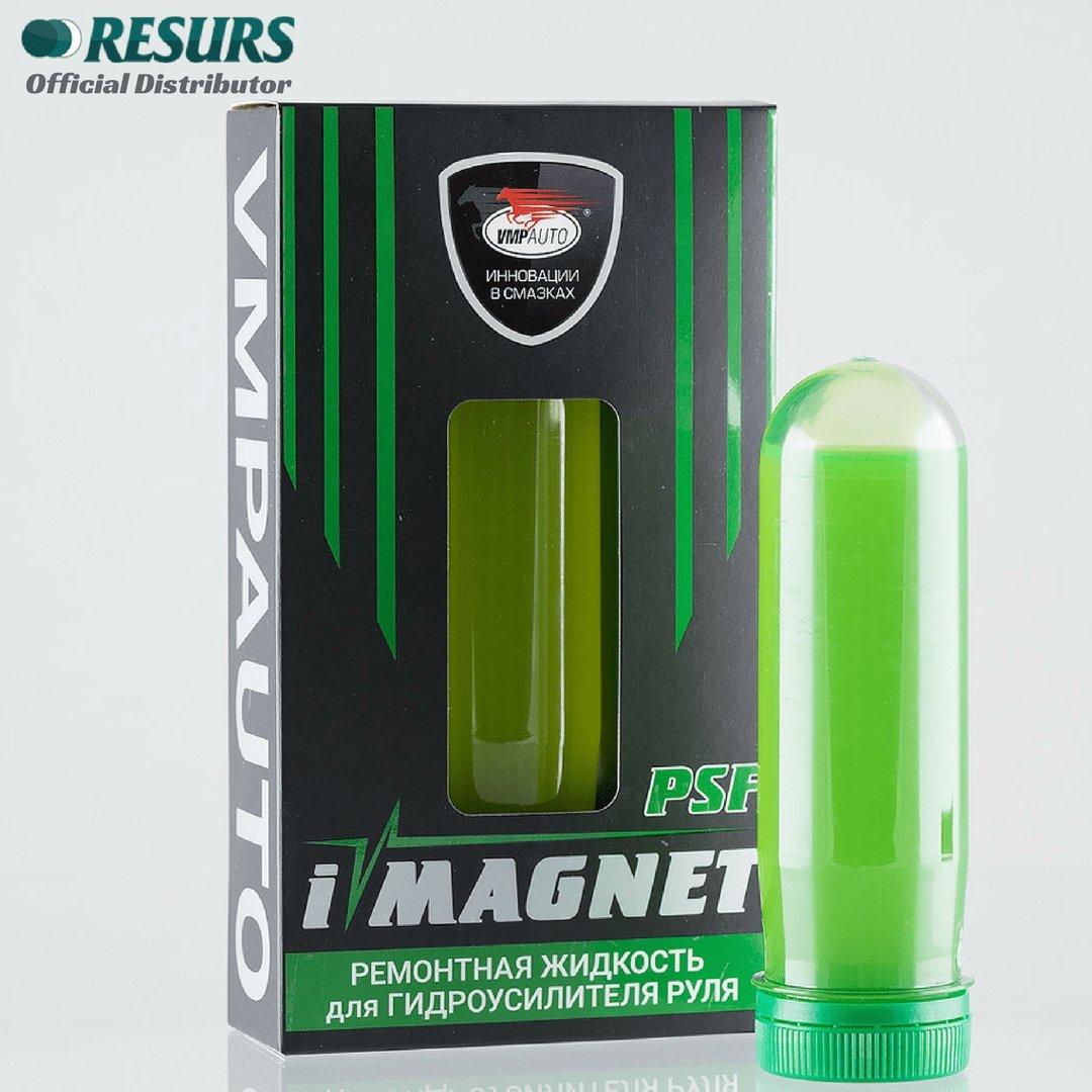 IMAGNET PSF 90g. Power Steering Repair Fluid/Automotive Power Steering Additives/Power Steering Additives/Power Steering Restore/Power Steering Treatment/