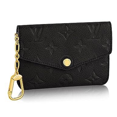 f39546046d53 Image Unavailable. Image not available for. Color  Louis Vuitton Monogram  Empreinte Leather Key Pouch ...