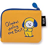 BT21 Merchandise oficial de Line Friends – Bolsa para tarjetas de personaje