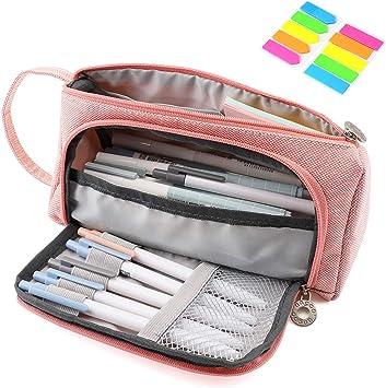 Zipper Pouch Toy Bag Knick Knack Pouch Electronics Bag I LOVE YOU Pouch Gift Bag Gadget Bag Pencil Case