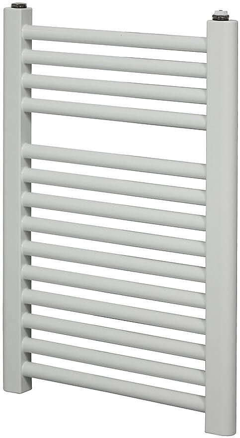 Radiador Toallero, Secador de Toalla Blanco 40 x 60 cm AY 693