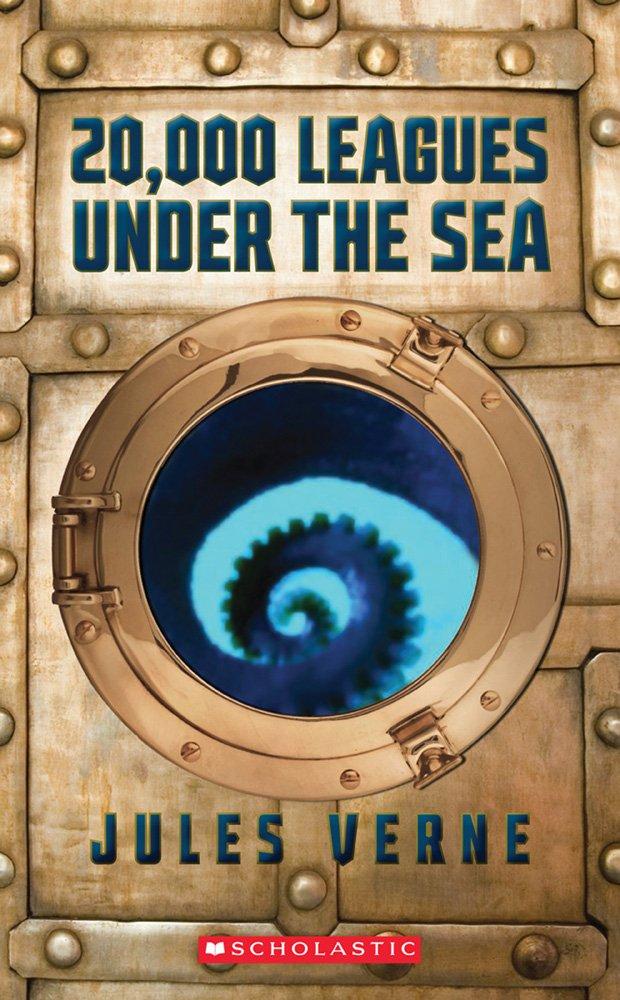 20,000 Leagues Under the Sea (Scholastic Classics): Amazon.es ...