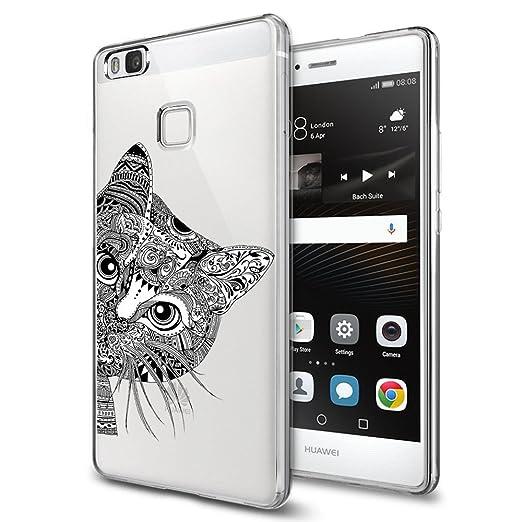 13 opinioni per Huawei P10 Lite Custodia, ocketcase® Morbido Flessibile TPU Gel Silicone Cover