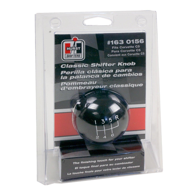 Hurst 1630003 White 4-Speed Classic Shifter Knob