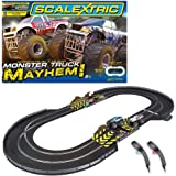 Scalextric Monster Truck Mayhem Set (1:32 Scale)