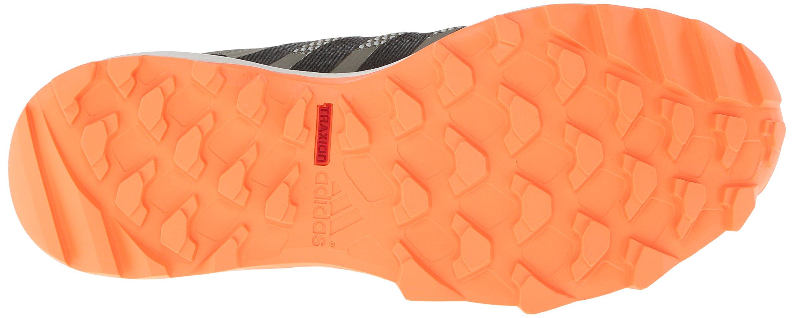 adidas Performance Women's Kanadia 7 TR W Trail Running Shoe, Clay/Chalk/Flash Orange, 7 M US by adidas (Image #3)