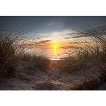 42 Fototapete Strand Meer Beach Wasser Blau Himmel Sonne Sommer liwwing no