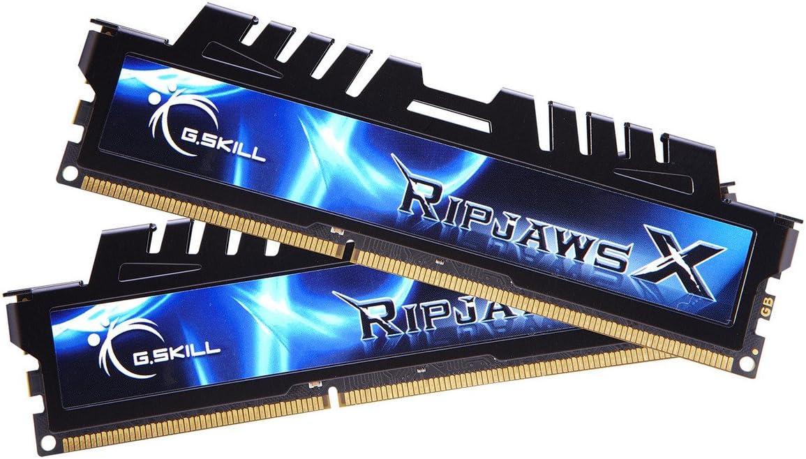 G.SKILL RipjawsX Series 16GB (2 x 8GB) 240-Pin DDR3 SDRAM DDR3 2133 (PC3 17000) Desktop Memory Model F3-2133C9D-16GXH
