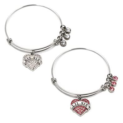 Buy Sister In Law Birthday Gifts Big Little Bracelet Gift For Sisters Online At Low Prices India