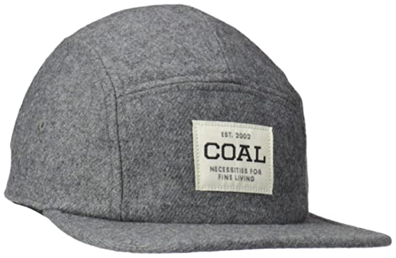5fb886dc125 Amazon.com  Coal Men s The Richmond Flat Brimmed Hat 5 Panel ...