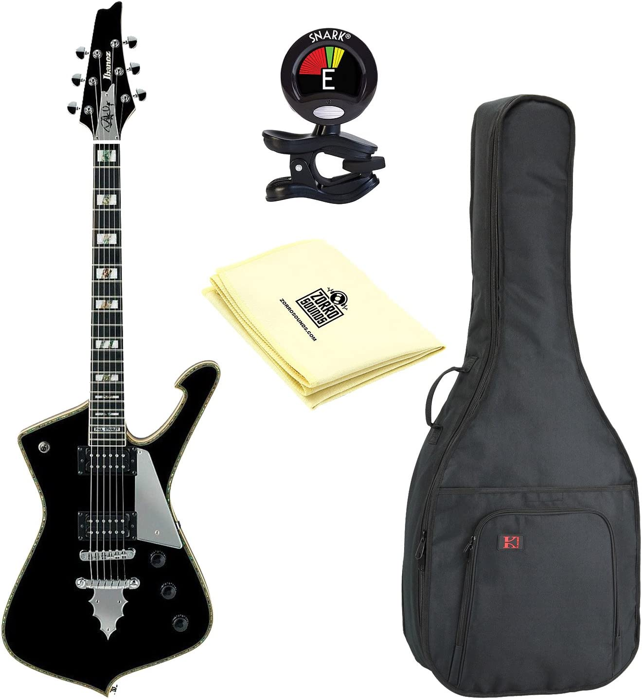 Ibanez PS serie PS120 Paul Stanley firma 6 cuerdas Guitarra ...
