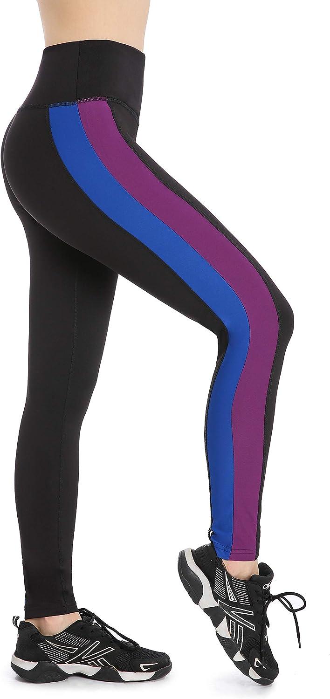 EAST HONG Women's Yoga Pants Gym Running Workout Leggings