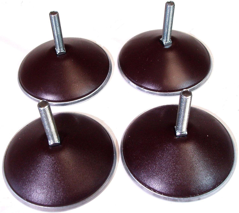 4 x POOL TABLE FEET