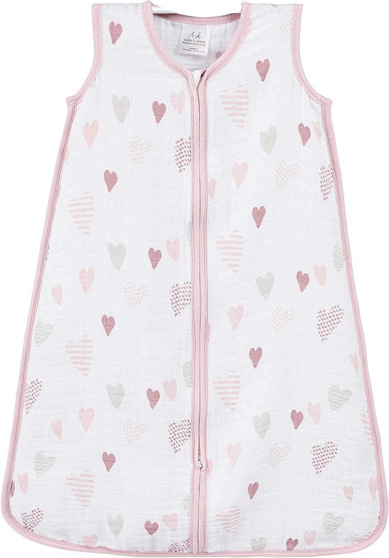 Anais  1.0 TOG sleeping bag Aden 100/% cotton muslin 12-18m Twinkle