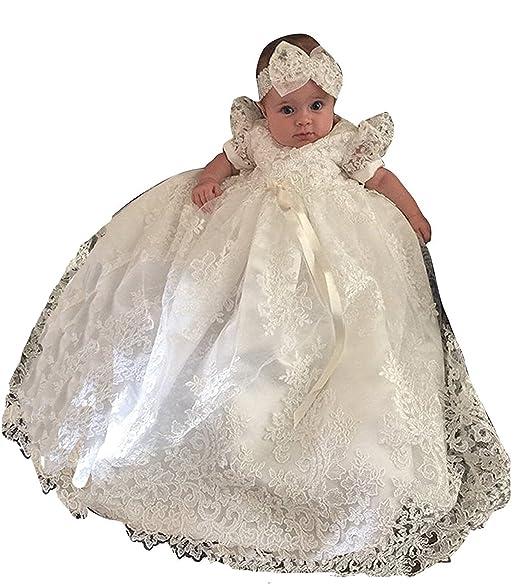 Amazon.com: newdeve Baby-Girls abalorio Infant bebé de ...