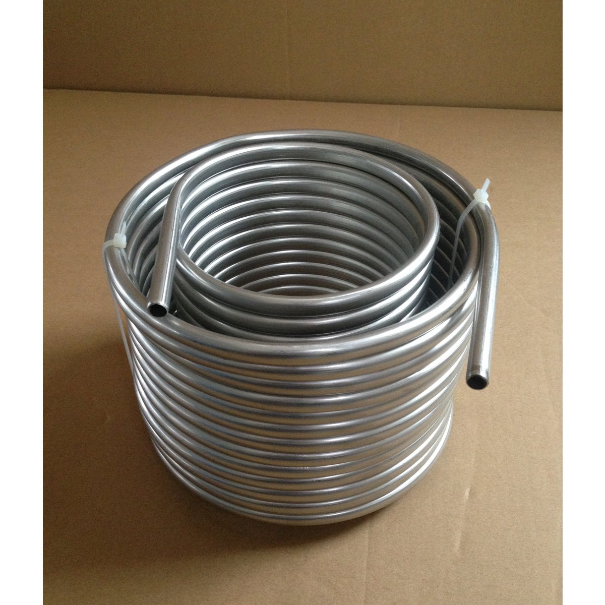 Cooling Coil Pipe, SENREAL Super Efficient Stainless Steel Cooling Coil Home Brewing Wort Chiller Pipe-#1 by SENREAL (Image #7)