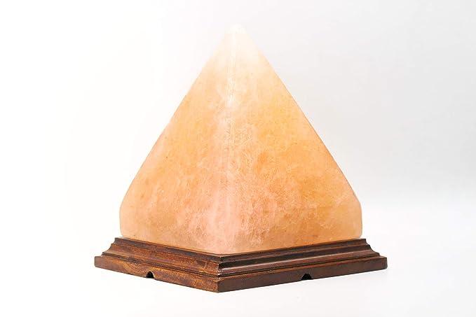 Lampada Di Cristallo Di Sale Ionizzante : Magic salt rosa dell himalaya sale big piramide crystal rock