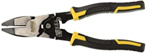 DEWALT DWHT70276 Compound Action Lineman Pliers 4-1/2 Inch