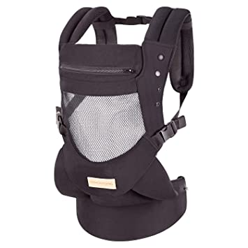 f8b70b0e2c5 Amazon.com   Infant Toddler Baby Carrier Wrap Backpack Front and ...