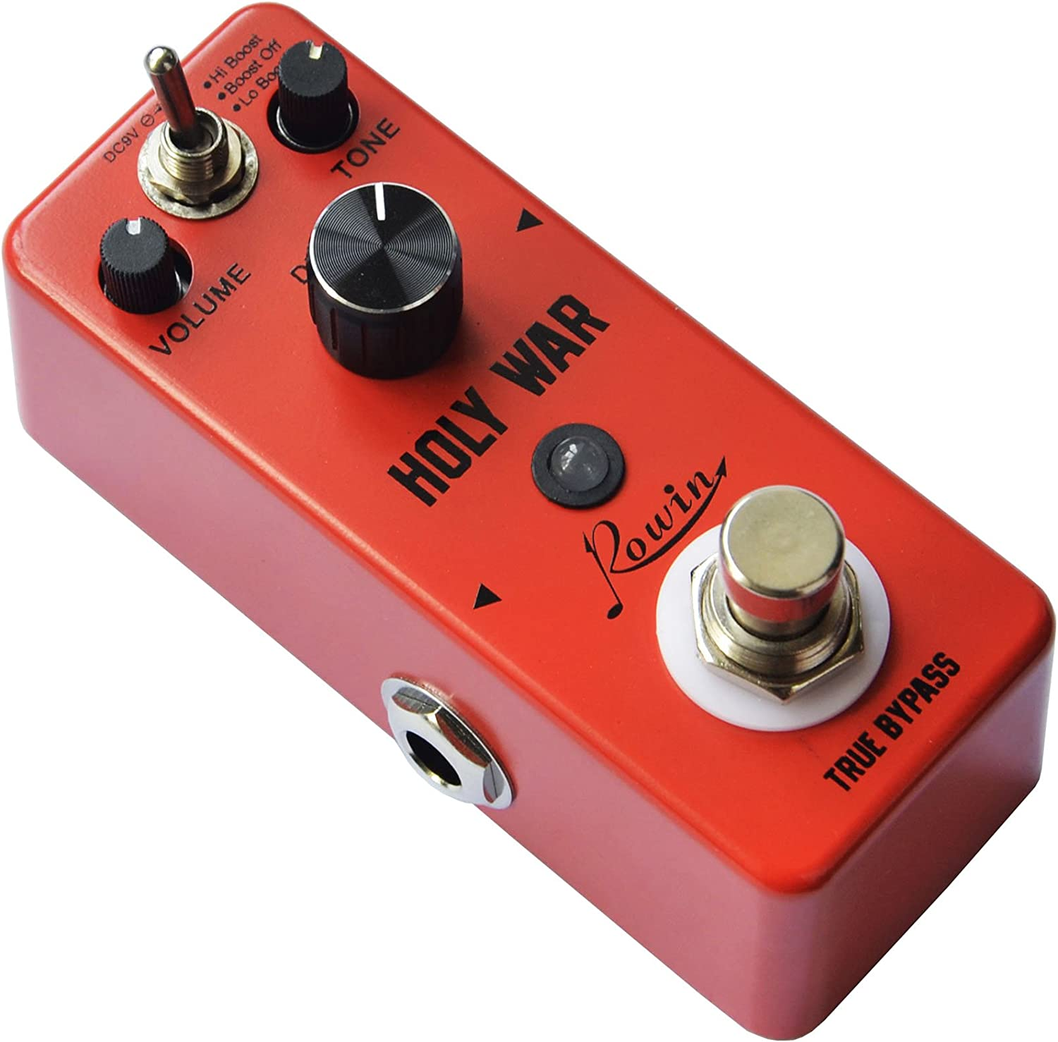 Rowin Heavy metal distortion RAVING Effects Pedal LN-305 electric guitar pedal