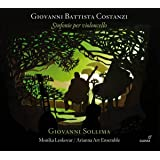 Giovanni Battista Costanzi: Sinfonie per violoncello
