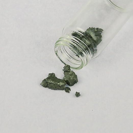 Elemento Metálico Erbio Er Erio 10% puro de alta pureza 99.99% en botellas de vidrio: Amazon.es: Industria, empresas y ciencia