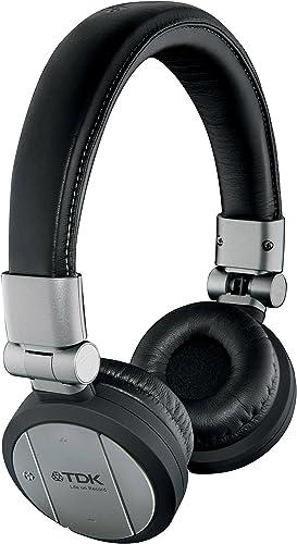 TDK premium wireless Stereo Headphones TH-WR700