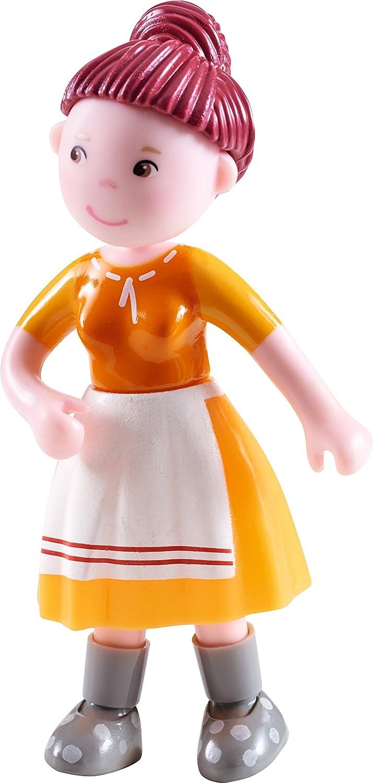 HABA Little Friends Farmer Johanna 4.5 Bendy Doll Adult Figure 302776