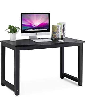 Lovely Tribesigns Modern Simple Style Computer Desk PC Laptop Study Table Office  Desk Workstation For Home Office