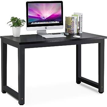 Amazon Com Tribesigns Modern Simple Style Computer Desk