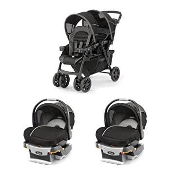 Excellent Amazon Com Chicco Together Double Stroller And Rear Facing Machost Co Dining Chair Design Ideas Machostcouk