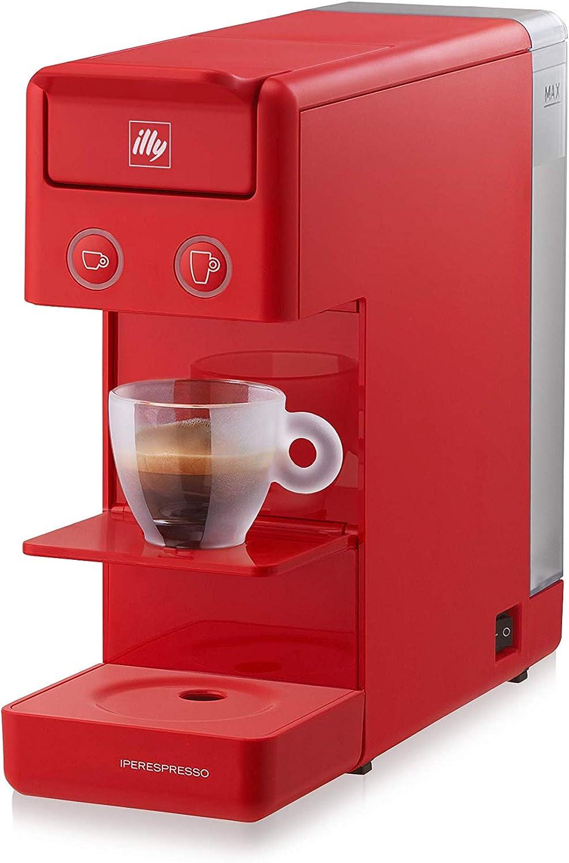 Illy Caff/è Y3/Iperespresso Machine /à caf/é noir