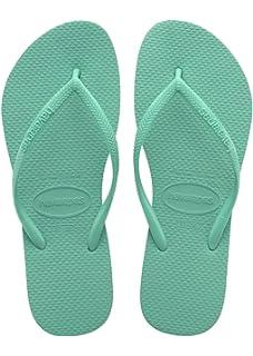 Havaianas Damen Zehentrenner, Grün - Grün - Größe: 39-40 EU