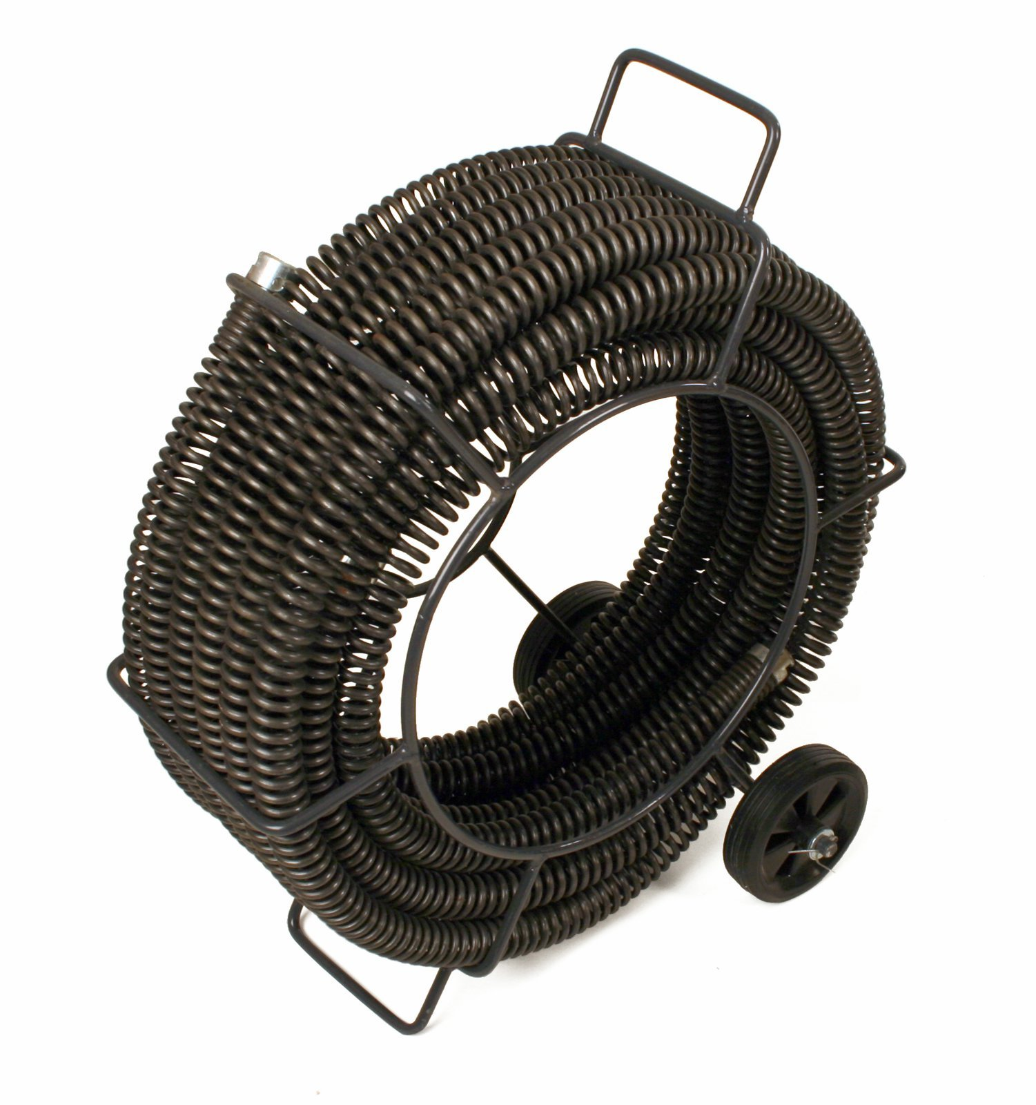 Steel Dragon Tools 62280 C-11 Drain Cleaner Snake Cable 1-1/4''x 60' fits RIDGID K1500 Drain Cleaning Machine