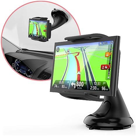 360 ° montola® capto X2 coche universal soporte de coche con ventosa Navi GPS TomTom